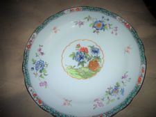 ANTIQUE DINNER PLATE COPELAND LATE SPODE 8675 DRAGON URN HANDPAINTED 10.5""